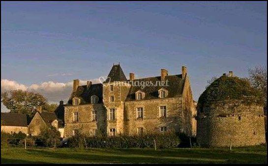 Bouaye - Nantes mariage au châ