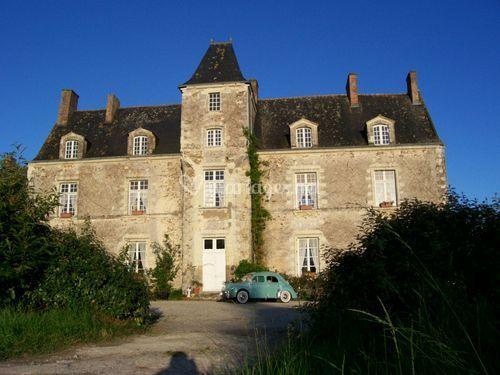 chteau mariage prs de nantes sur chteau de la snaigerie - Chateau Mariage Loire Atlantique