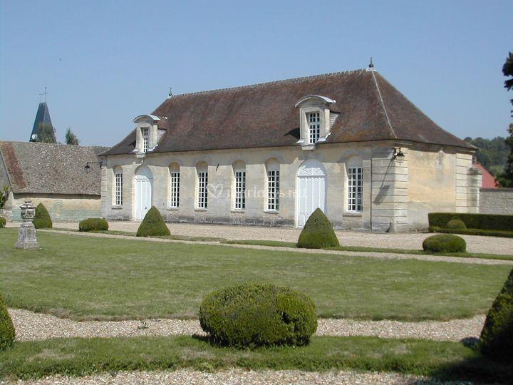 Orangerie du XVIIème siècle