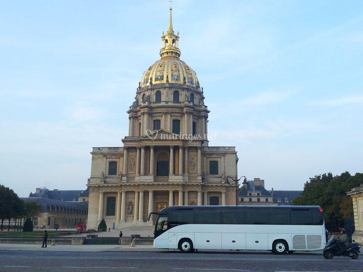 Car de Tourisme de 57 places