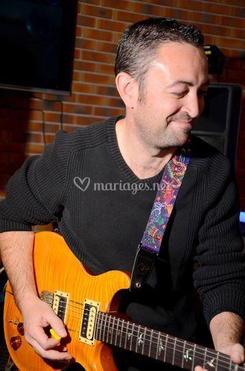 Eric-Guitare