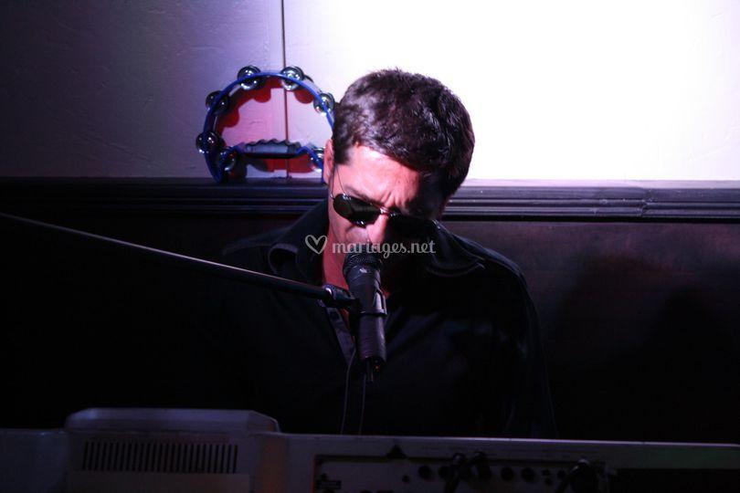 Pianiste chanteur