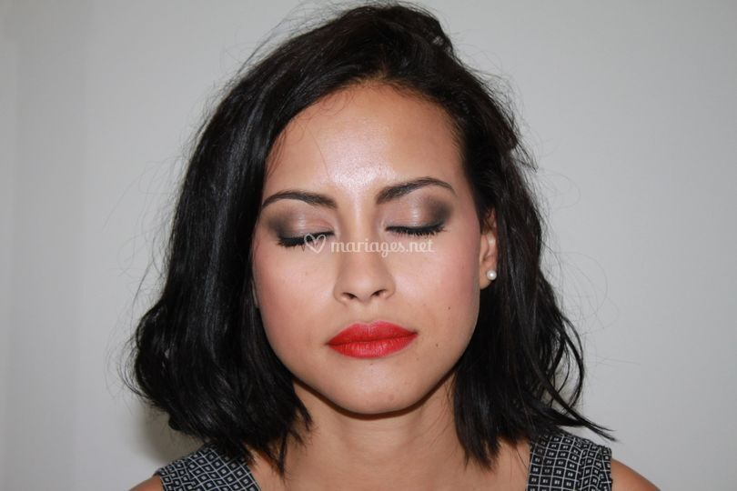 Maud Rigotard - Make up