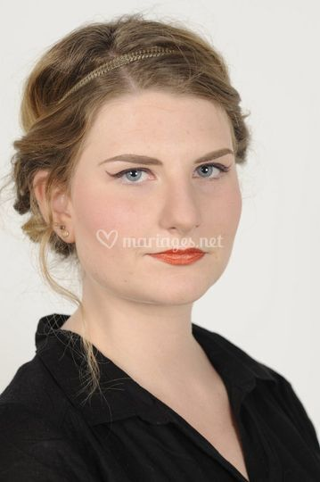 Maquillage eyeliner