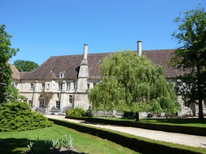 Parc Abbaye Royale du Moncel