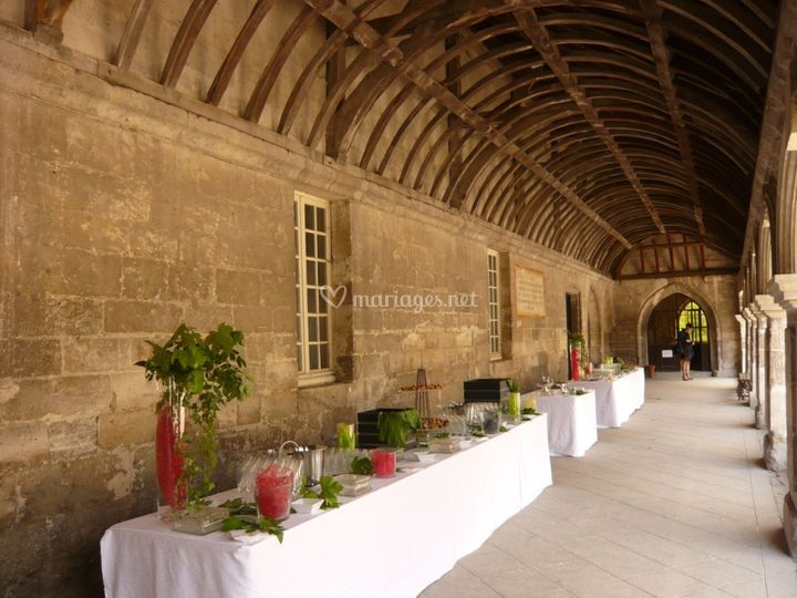 Cloitre Abbaye Royale Moncel