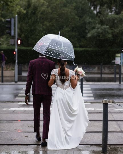 Mariage de L&O
