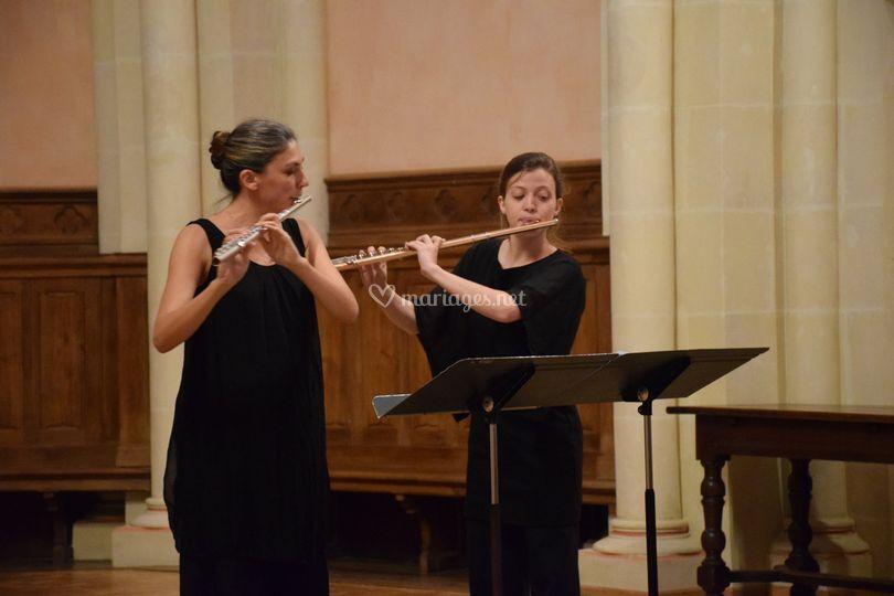 Duo flûtes