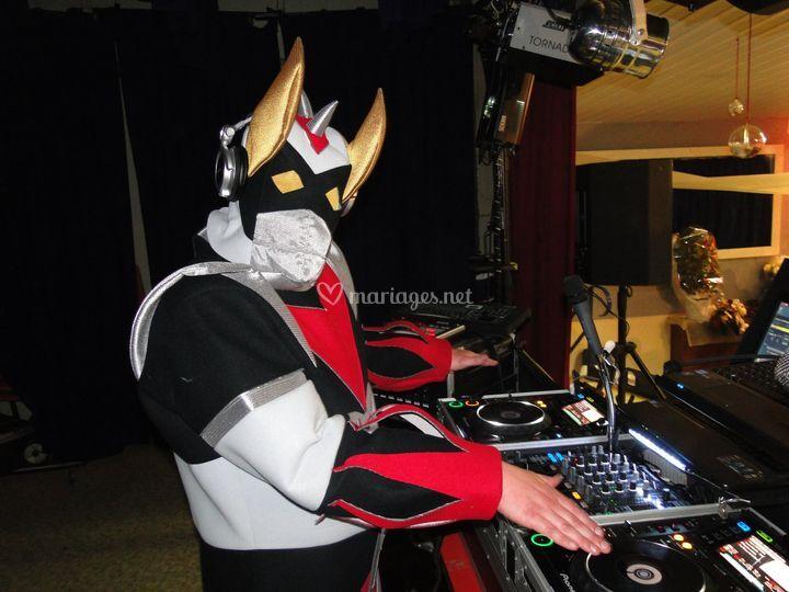 Années 80 avec DJ Goldorak