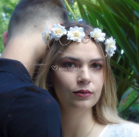 Maquillage Jour J Eléna