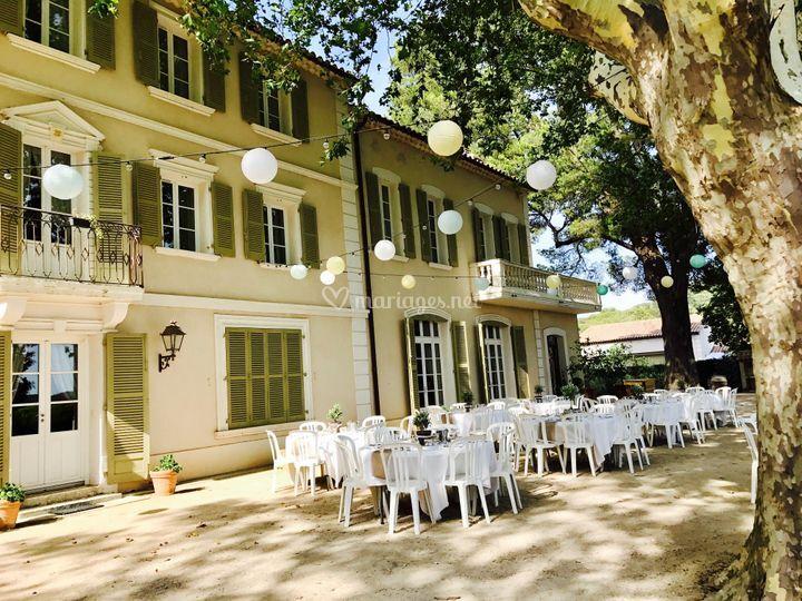 Château Deffends