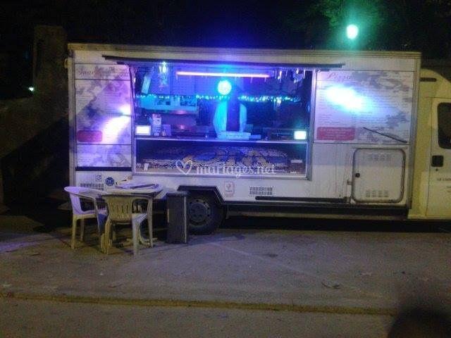 Camion, la nuit