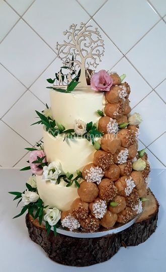 Wedding mixte