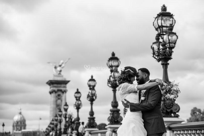 Couple à Paris (Alexandre III)