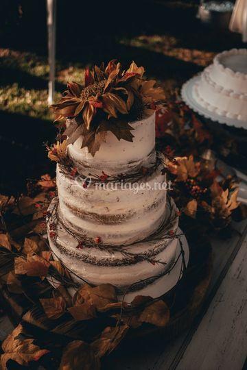 Création de votre gâteau