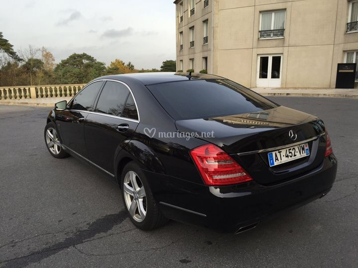 Mercedes limo S 350