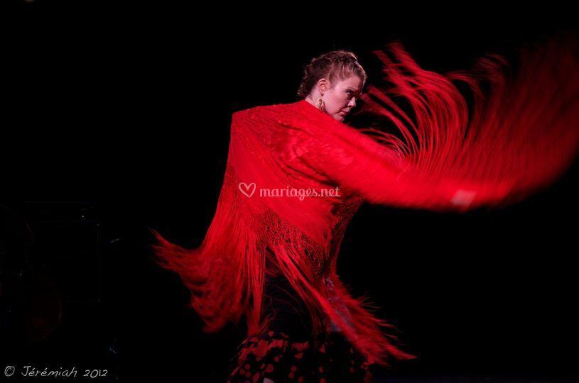 Mantón (danse du châle )