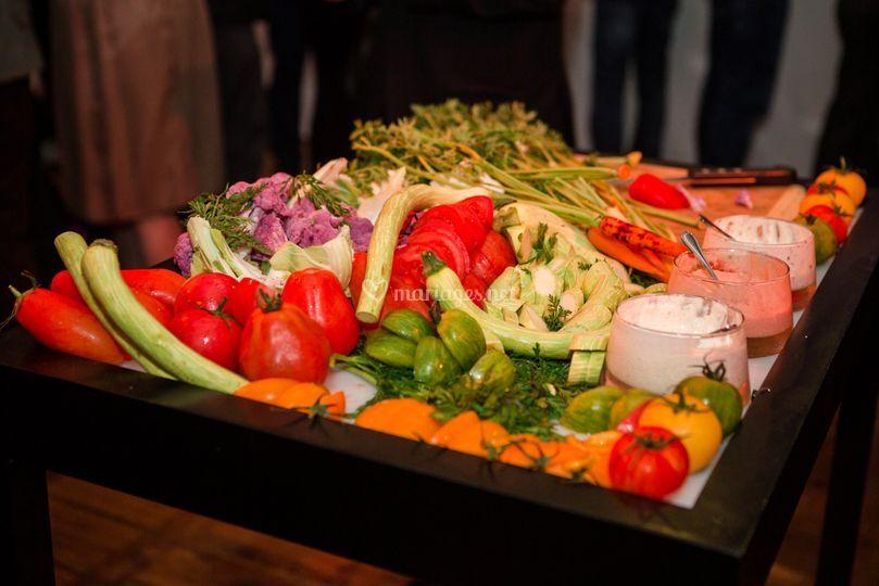 Légumes du maraîcher