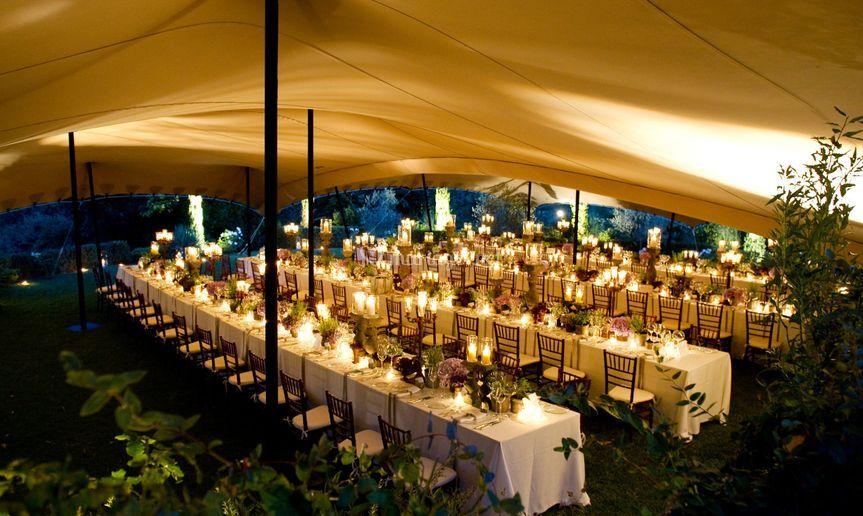 Location chapiteau mariage