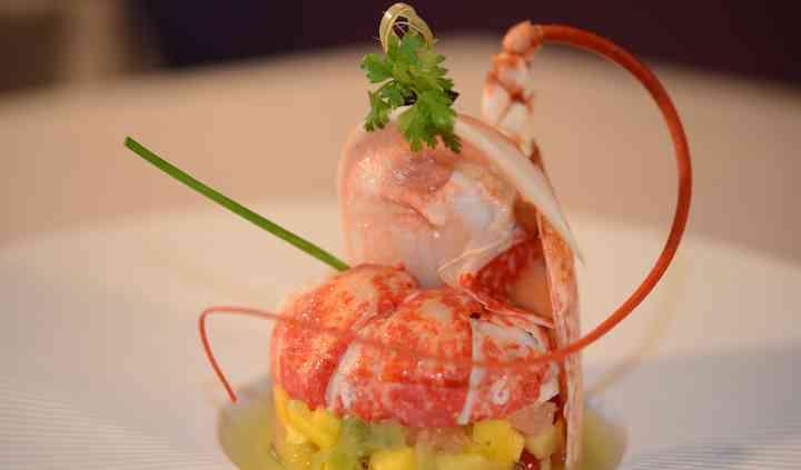 Fraicheur de homard