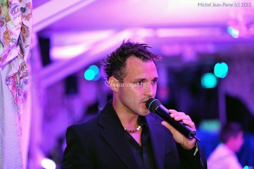 Chanteur Nice