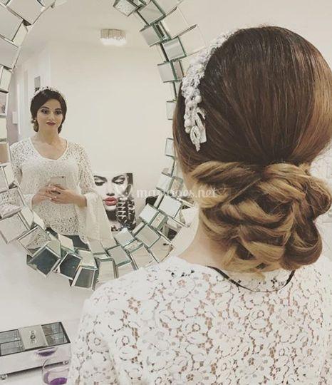 Pro makeup by yara for Mounir salon prix