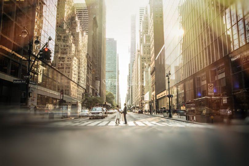 Mariage à l'étranger NYC