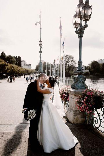 Mariage à Enghien-les-Bains