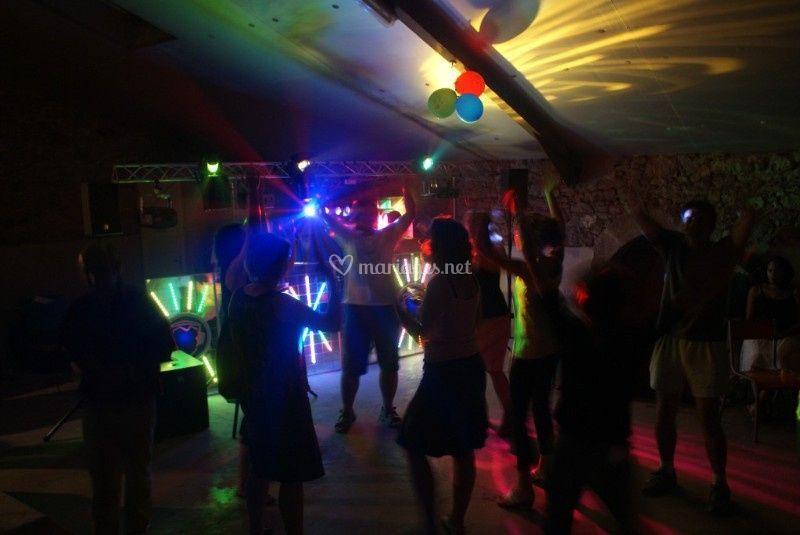 Photo dancefloor