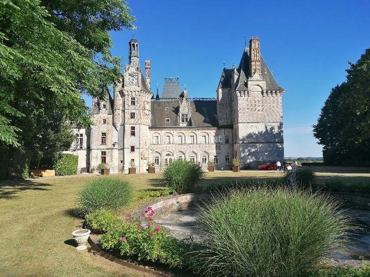 Château Montigny le Gannelon
