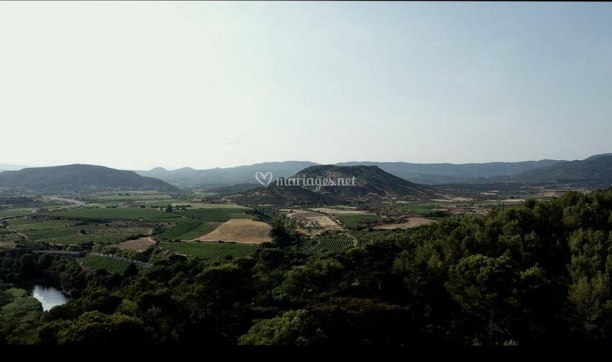Le mas des oliviers (Ceyras)