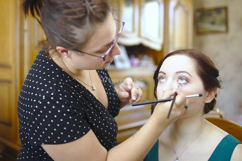 Nouveau Chapitre - Maquillage