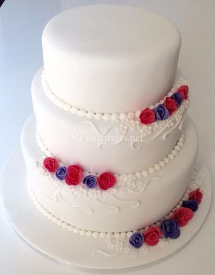 Wedding cake 100 parts