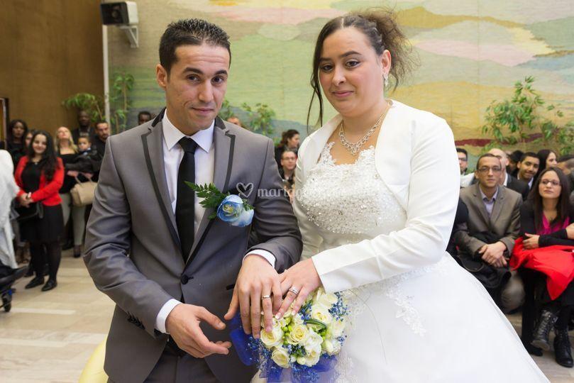 Mariage Médhi & Malika