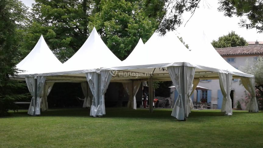 Mariage 150 personnes