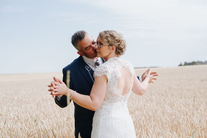Mariage Champêtre à Chemault