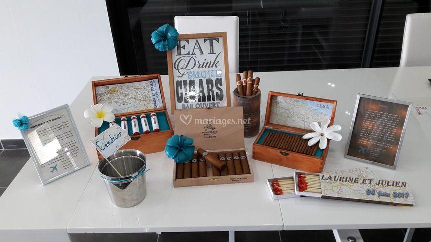 Bar à cigares