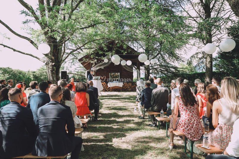 Ceremonie laïque