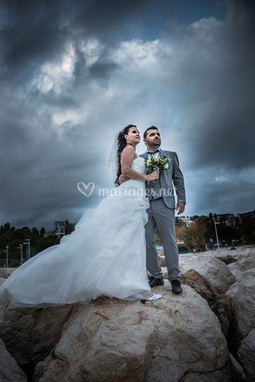 Photos de couple (Toulon)