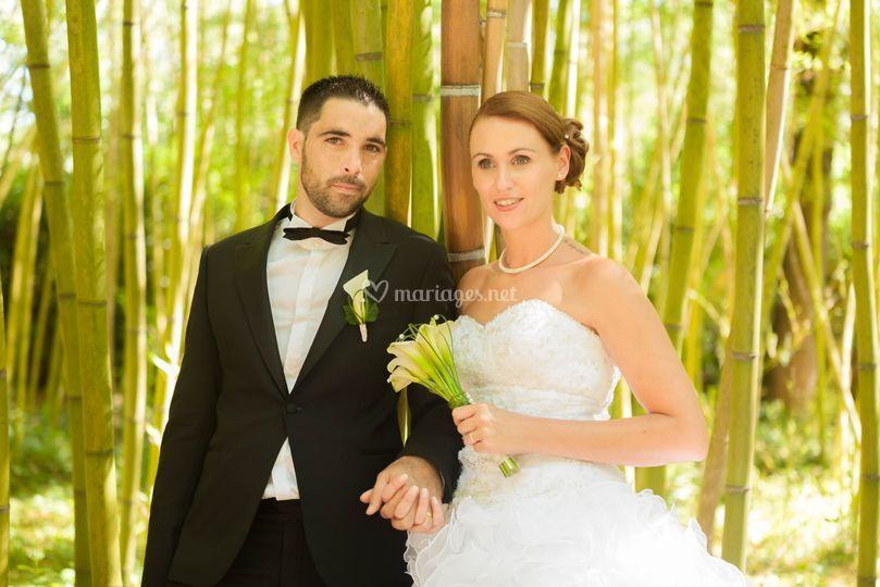 Stéphanie et Eric