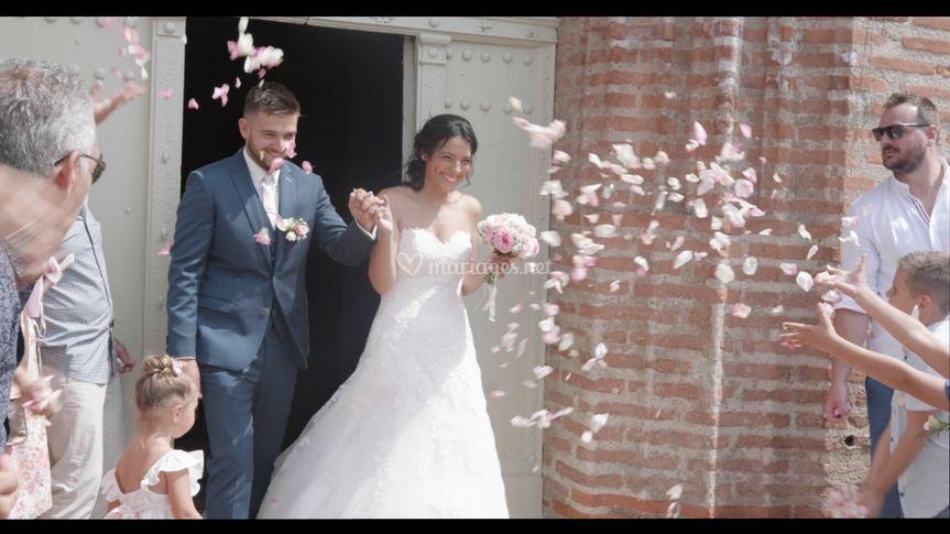 Mariage Tiffany et Fabien