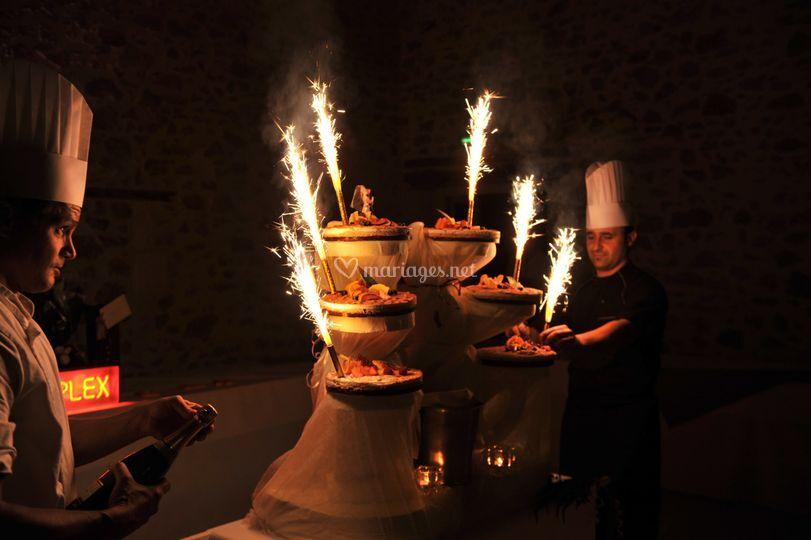 Gâteau Nuptial