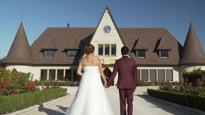 Mariage au petit Wettolsheim