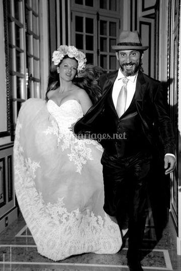 Mariage Thème Années 30