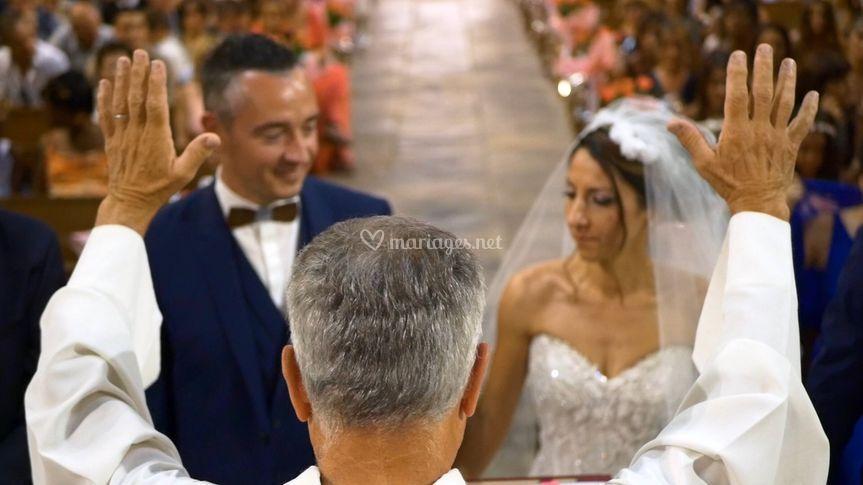 Mariage David & Nathalie
