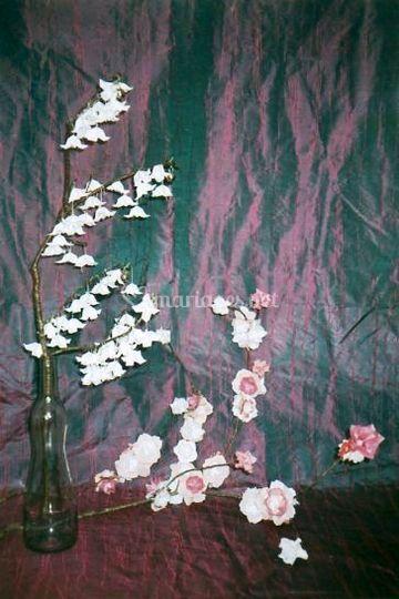 Arbre à clochette, cerisier