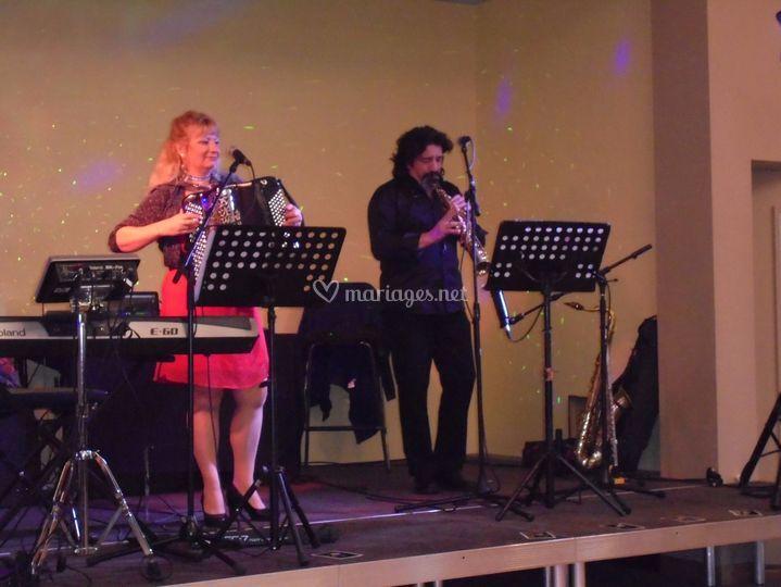 Orchestre Luce Merlaud