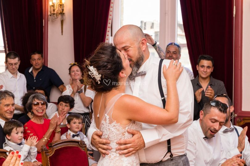 Mariage dans le Gers