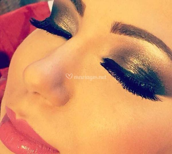 Diya Make up artist