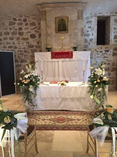 Cérémonie Chapelle (3)